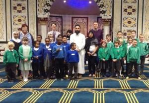 Mosque visit - Quran Focus Academy